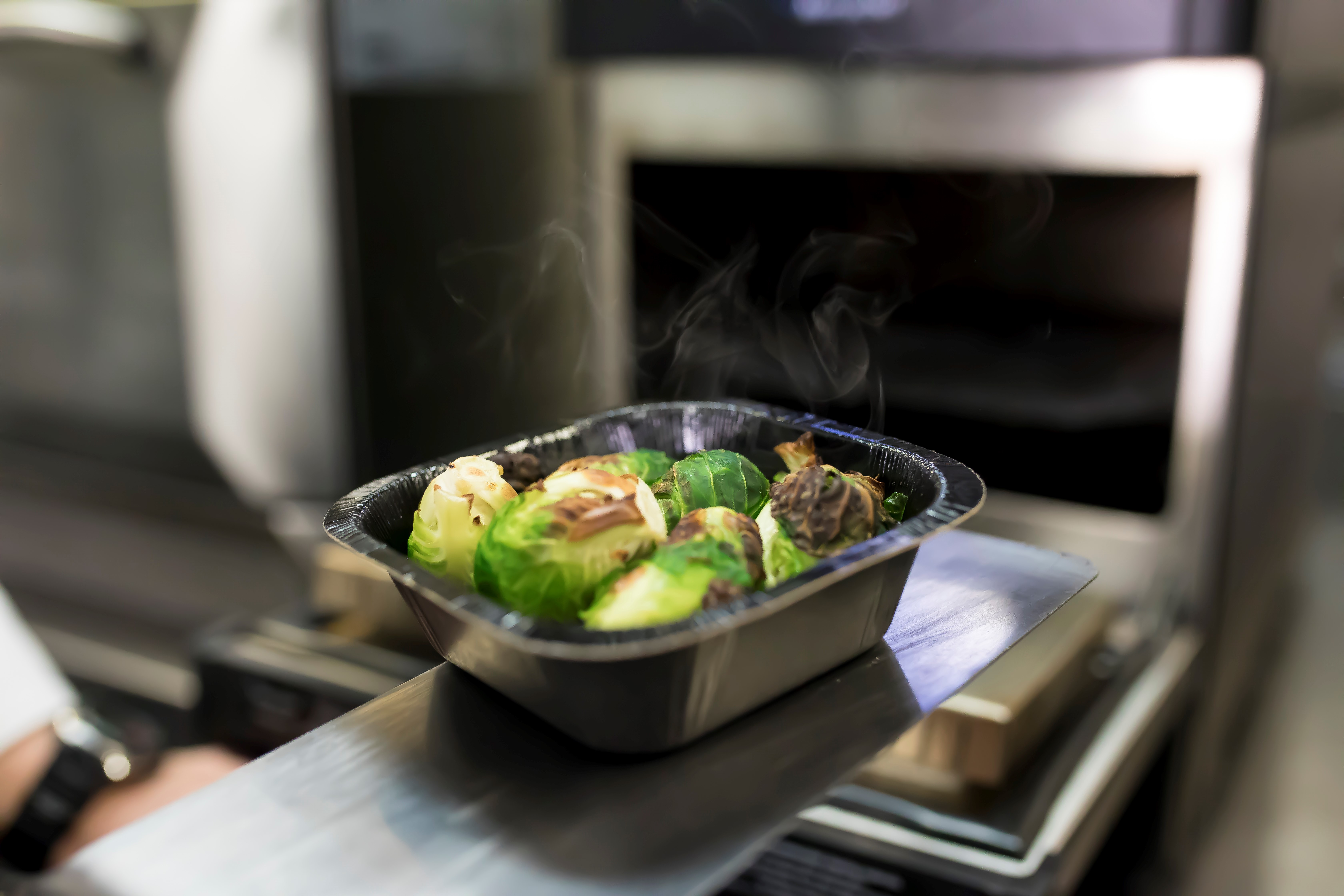 Accelerated Cooking Packaging Breakthrough: Fill, Cook and Serve