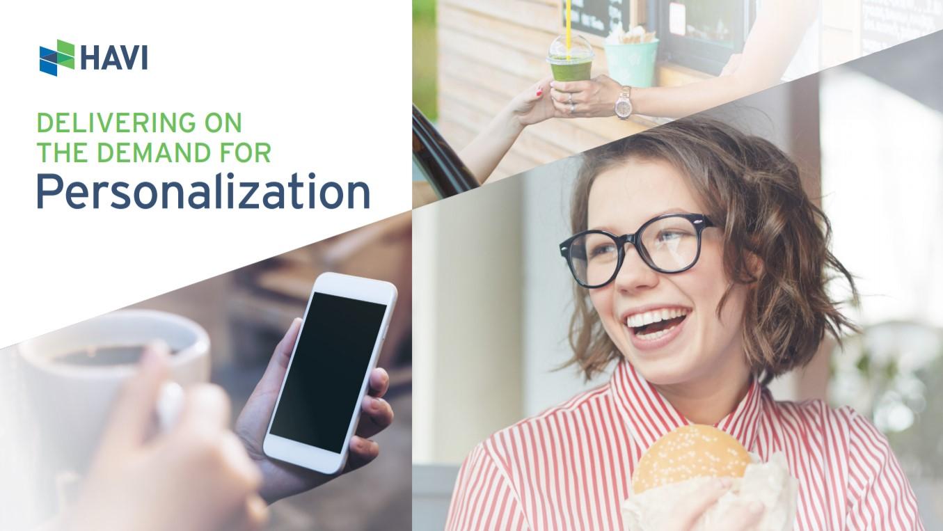 2019 Restaurant Marketing Focus: Personalization